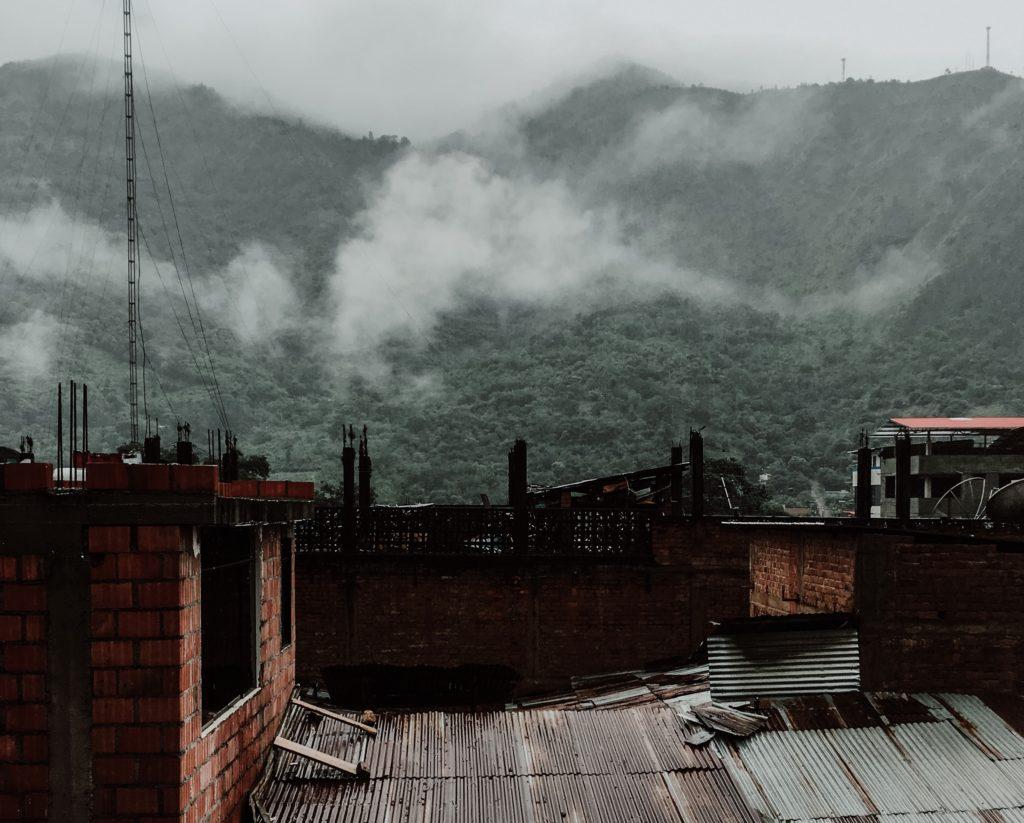 Quillabamba View